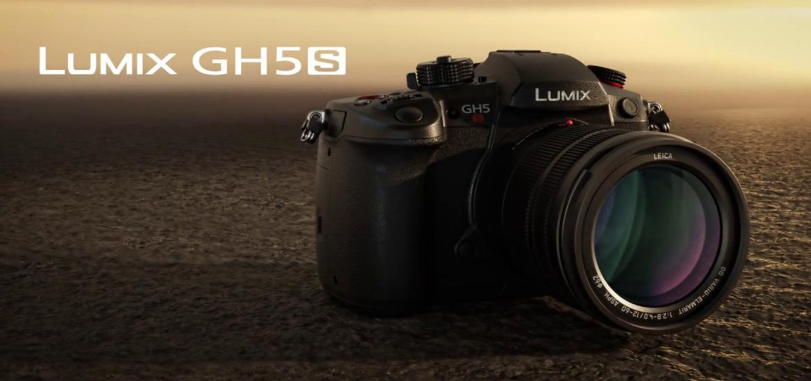 The Panasonic GH5s – Changing The Game Again